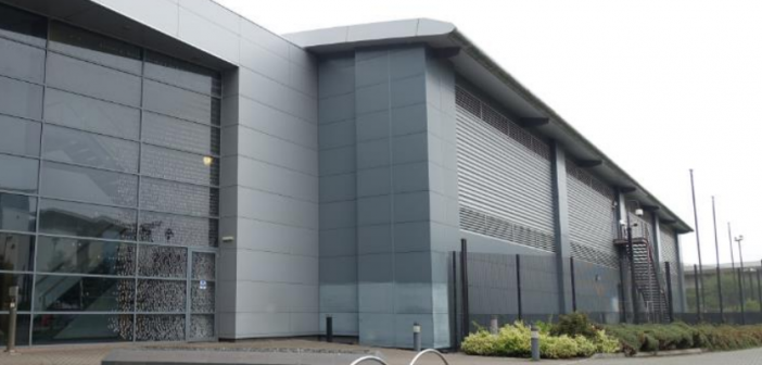 Keppel DC REIT's data centre property in Cardiff, Wales. (Photo: Keppel DC REIT)