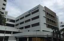 Parkway Life REIT property, Mount Elizabeth Hospital, in Singapore. (Photo: REITsWeek)