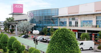 AEON REIT Investment Corporation's property in Malaysia, AEON Taman Universiti Shopping Centre. (Photo: AEON REIT Investment Corporation)