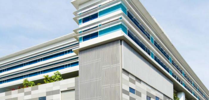 Ascendas REIT's DSO National Laboratories Building. (Photo: Ascendas REIT)