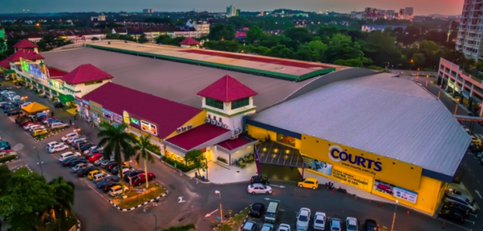 KIP REIT's KIP Mart Tampoi. (Photo: KIP Group)