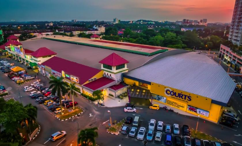 KIP REIT's KIP Mart Tampoi. (Photo: KIP Group)
