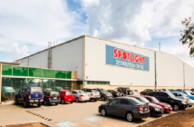 Cache Logistics Trust's Spotlight warehouse located at 217 – 225 Boundary Road in Melbourne, Australia (Photo: Cache Logistics Trust)