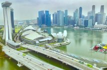 Gloomy skies ahead for Singapore REITs? (Photo: REITsWeek)