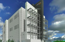 Mapletree Industrial Trust's third data-centre BTS. (Photo: Mapletree Industrial Trust)