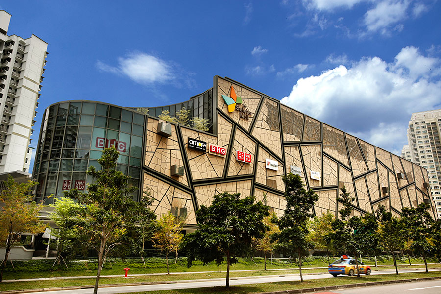 SPH's The Seletar Mall, which is expected to be acquired by SPH REIT soon. (Photo: SPH)
