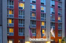 Ascott REIT property DoubleTree by Hilton Hotel New York (Photo: Ascott REIT)