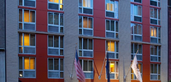 Ascott REIT property DoubleTree by Hilton Hotel New York (Photo: Ascott REIT)