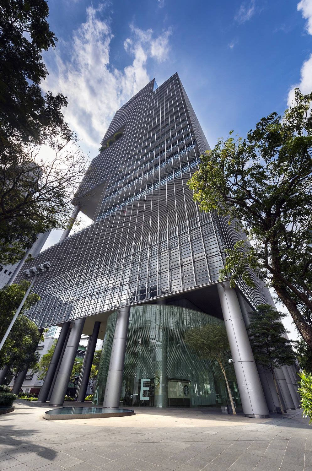 CapitaLand Commercial Trust's One George Street (Photo: CapitaLand Commercial Trust)
