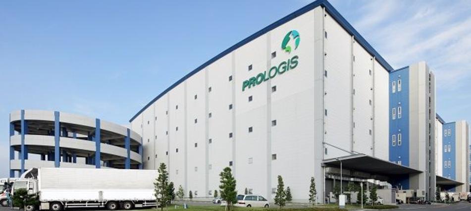 Nippon Prologis REIT's Prologis Park Amagasaki 2 (Photo: Nippon Prologis REIT)