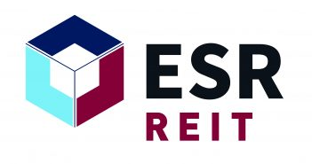The logo of ESR-REIT. Cambridge Industrial Trust will be known as ESR-REIT from 23 June 2017. (Image: ESR-REIT)