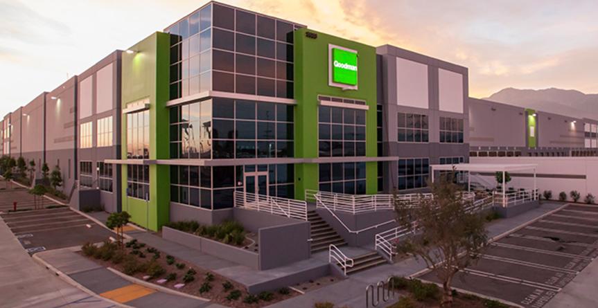 Goodman Logistics Center Rancho Cucamonga (Photo: Goodman Group)