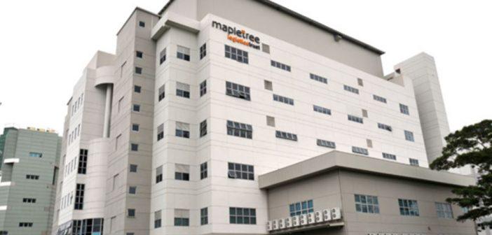Mapletree Logistics Trust's 7 Tai Seng Drive. (Photo: Mapletree Logistics Trust)