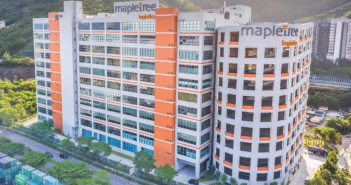 Mapletree Logistics Hub Tsing Yi. (Photo: Mapletree Logistics Trust)