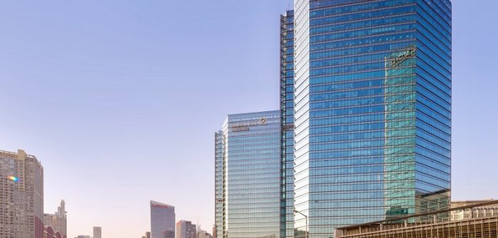 Spring REIT property, China Central Place in Beijing. (Photo: Spring REIT)
