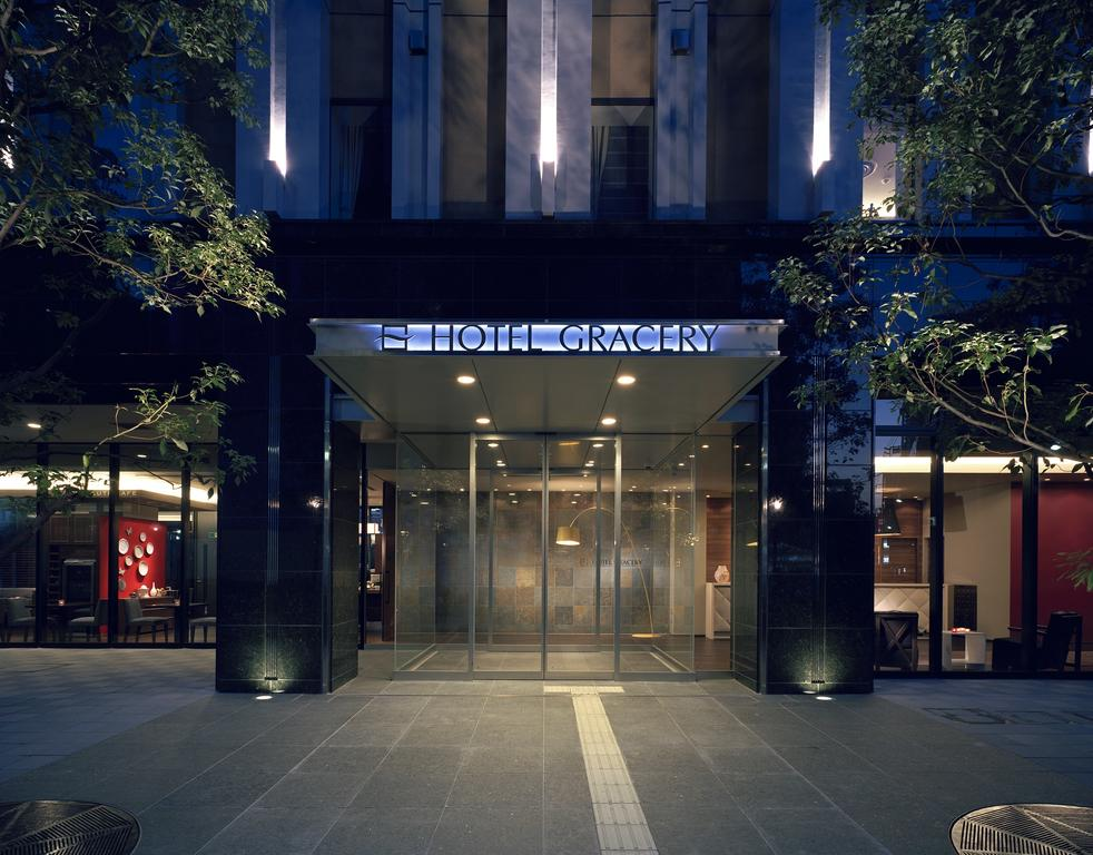 Hankyu REIT property Hotel Gracery Tamachi. (Photo: Hankyu REIT)
