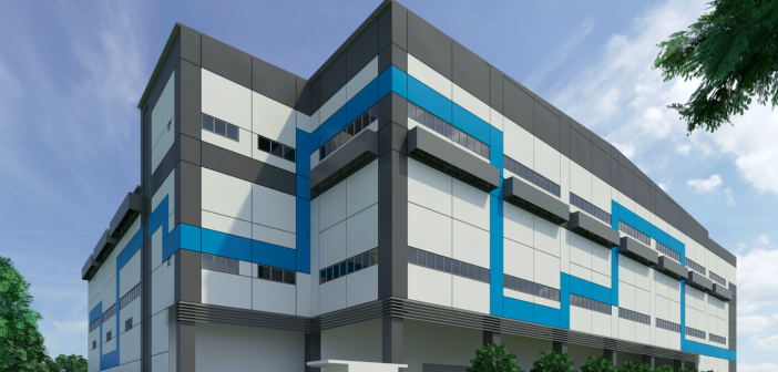 AIMS AMP Capital Industrial REIT's 8 Tuas Avenue 20. (Photo: AIMS AMP Capital Industrial REIT)