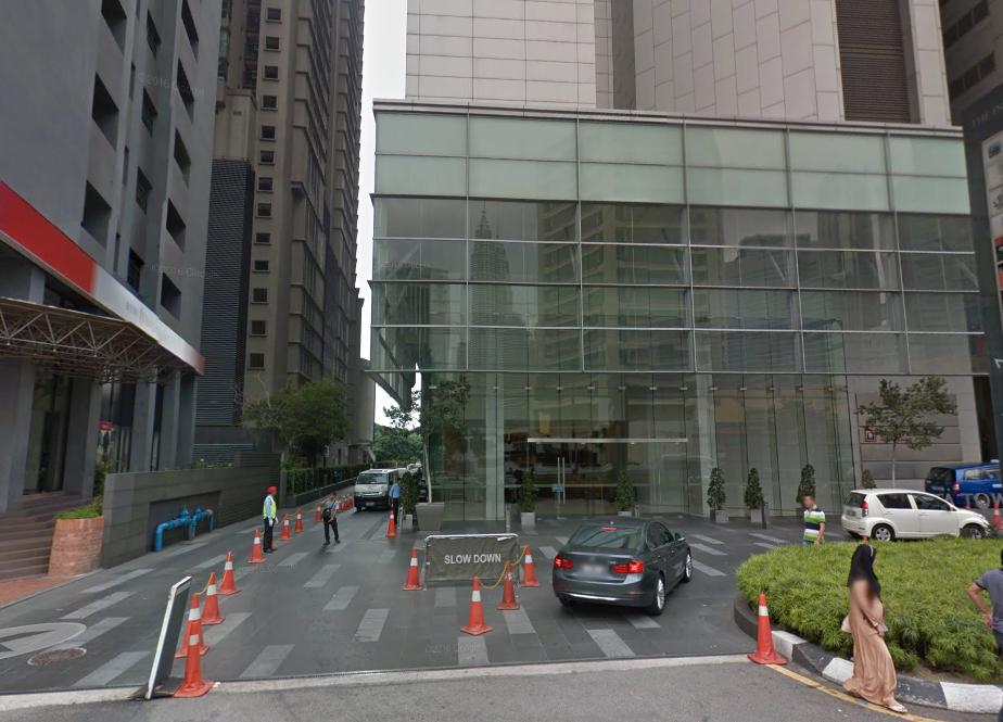 Vista Tower in Kuala Lumpur. (Image taken from Google Maps).