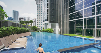 An artist's impression of Ascott Orchard Singapore. (Photo: Ascott)
