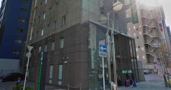 Hankyu REIT's Vessel Inn Hakata Nakasu. (Photo: Google Maps)