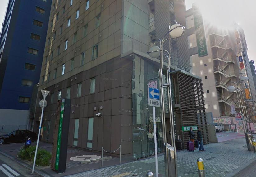 Hankyu REIT's Vessel Inn Hakata Nakasu. (Photo: Google Maps)