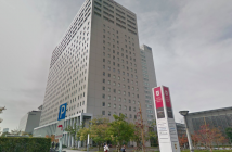 Ascendas Hospitality Trust's Hotel Sunroute Ariake. (Photo: Google Maps)