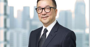 CEO and Executive Director of EC World REIT's manager, Alvin Cheng Yu-Dong. (Photo: EC World REIT)