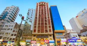 Jadwa REIT's Tharawat Al Andaloseya Hotel. (Photo: Jadwa REIT)