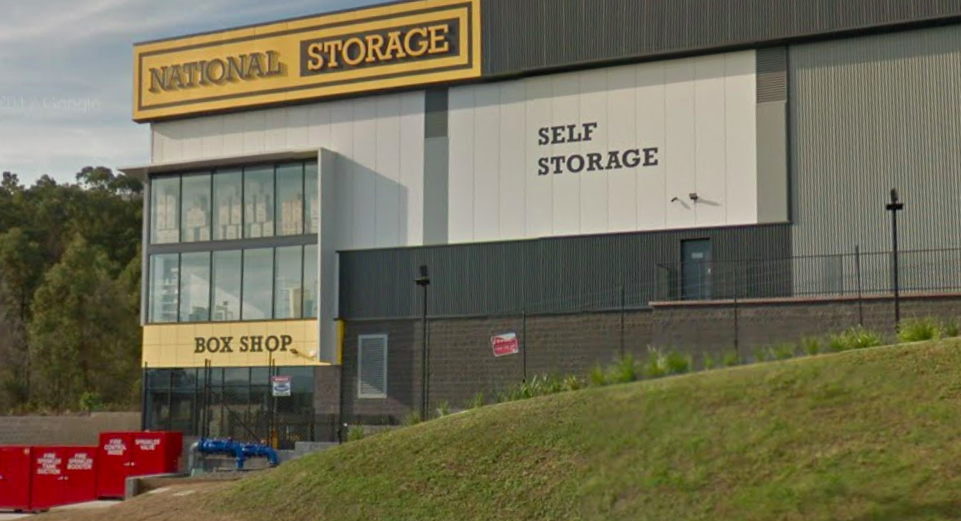 National Storage REIT property in the state of Queensland, Australia. (Photo: Google Maps)
