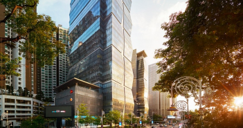 MRCB-Quill REIT property, Menara Shell (Photo: MRCB-Quill REIT)