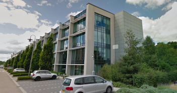 Frasers Commercial Trust's Farnborough Business Park property. (Photo: Google Maps)