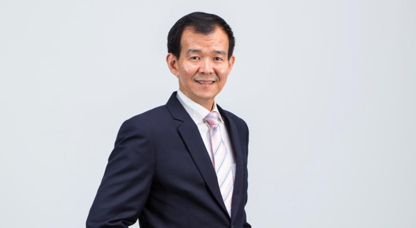 Wilson Ang, CEO of Viva Industrial Trust's manager.