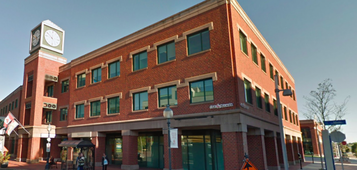 Slate Office REIT property along 646 Main Street in New Brunswick. (Photo: Google Maps)