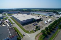 Bakker Tilburg Facility, in the Netherlands, one of the 21 properties to be acquired by Frasers Logistics & Industrial Trust. (Photo: Frasers Logistics & Industrial Asset Management)