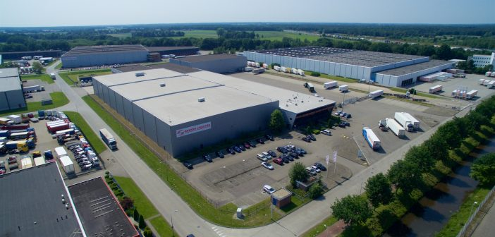 Bakker Tilburg Facility, a property of Frasers Logistics and Commercial Trust. (Photo: Frasers Logistics & Commercial Trust)