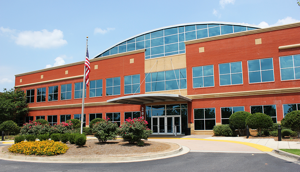 Griffin-American Healthcare REIT IV Athens Medical Office. (Photo: Griffin-American Healthcare REIT IV)