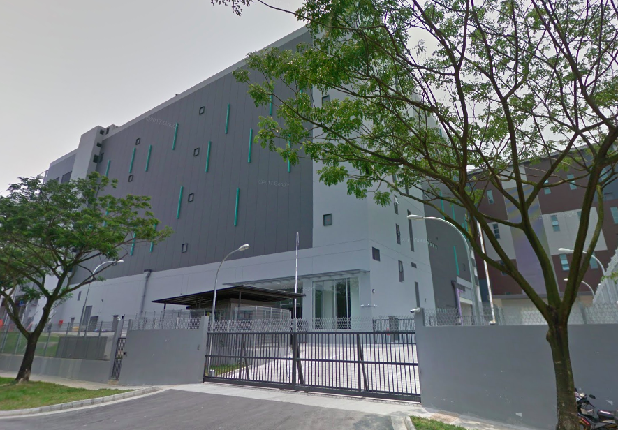 Keppel DC REIT's Keppel DC Singapore 5. (Photo: Google Maps)