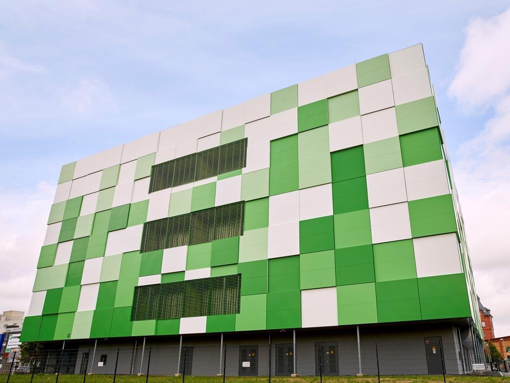 Keppel DC REIT's maincubes Data Centre. (Photo: Keppel DC REIT)