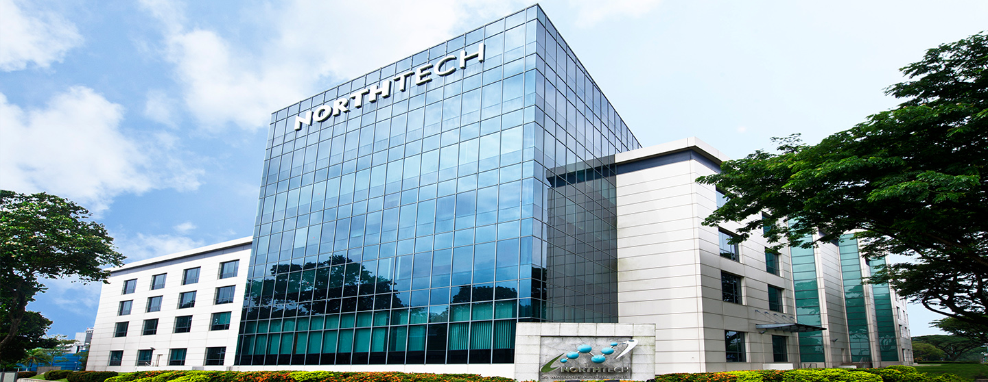 NorthTech, a property of AIMS AMP Capital Industrial REIT (Photo: AIMS AMP Capital Industrial REIT)