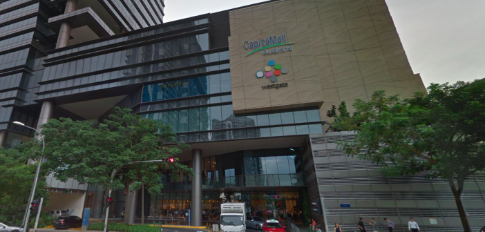 CapitaLand's Westgate. (Photo: Google Maps)