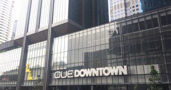 OUE Downtown. (Photo: REITsWeek)