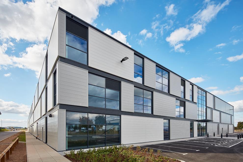 Ascendas REIT property known as Unit 2, Wellesbourne Distribution Park. (Photo: Wellesbourne Distribution Park)