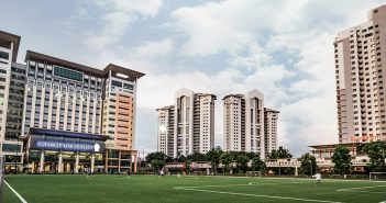Among facilities that will be acquired by Sunway REIT at Jalan Universiti. (Photo: Sunway)