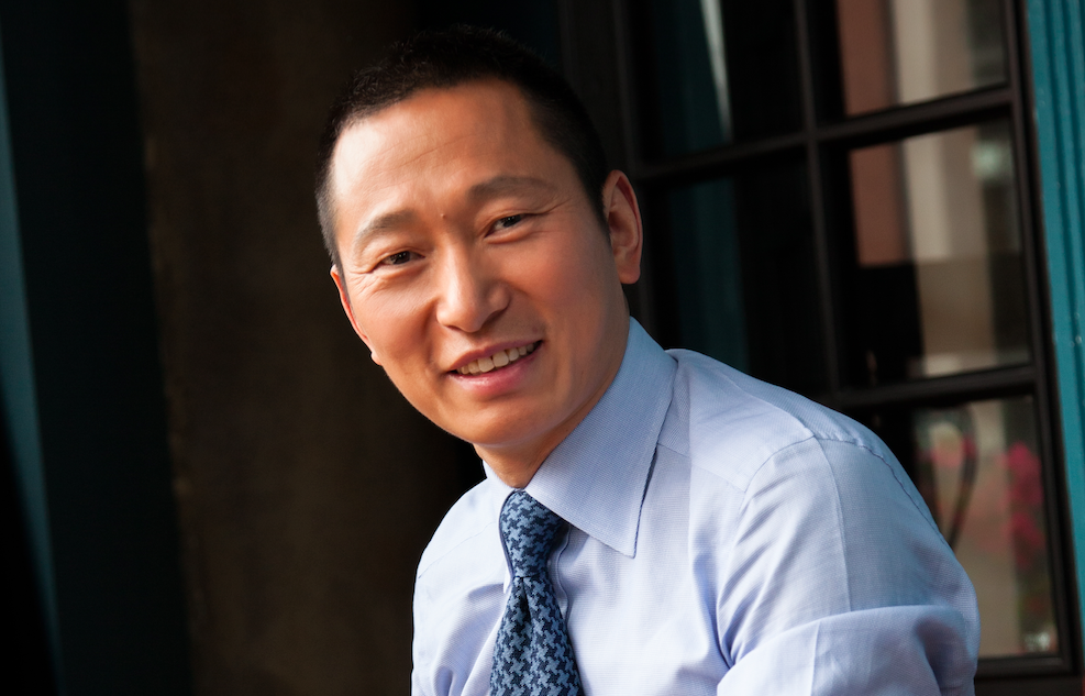 Chairman of Sasseur REIT's manager, Vito Xu. (Photo: Sasseur REIT)