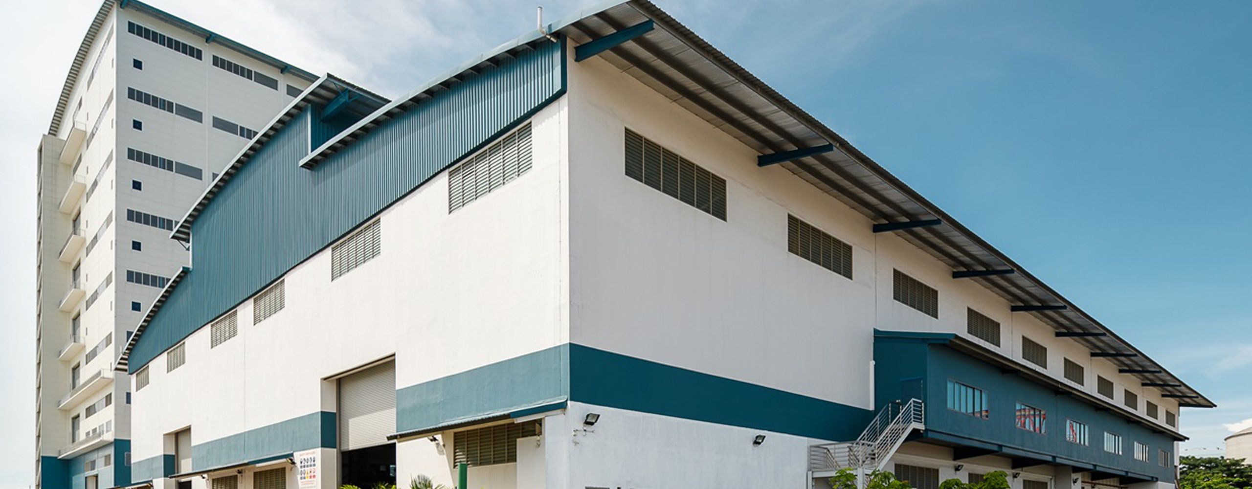 ESR-REIT's 8 Tuas South Lane. (Photo: ESR-REIT)