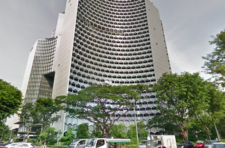 The Duo Tower and Duo Galleria development is owned by an inter-governmental joint venture between Malaysia and Singapore. (Photo: Google Maps)