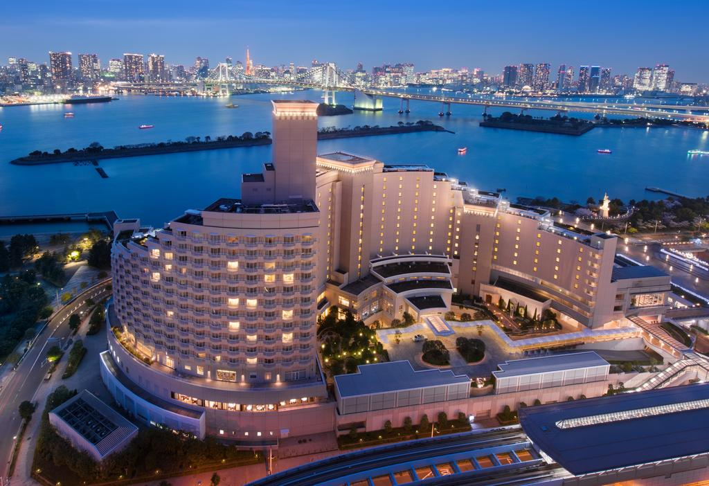 Japan Hotel REIT property, Hilton Tokyo Odaiba. (Photo: Hilton Tokyo Odaiba)