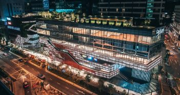 CapitaLand Mall Trust's Funan. (Photo: CapitaLand Mall Trust)