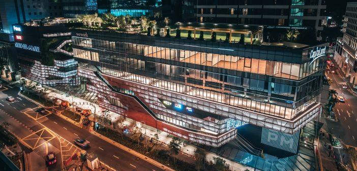 CapitaLand Mall Trust's Funan. (Photo: CapitaLand Mall Trust)