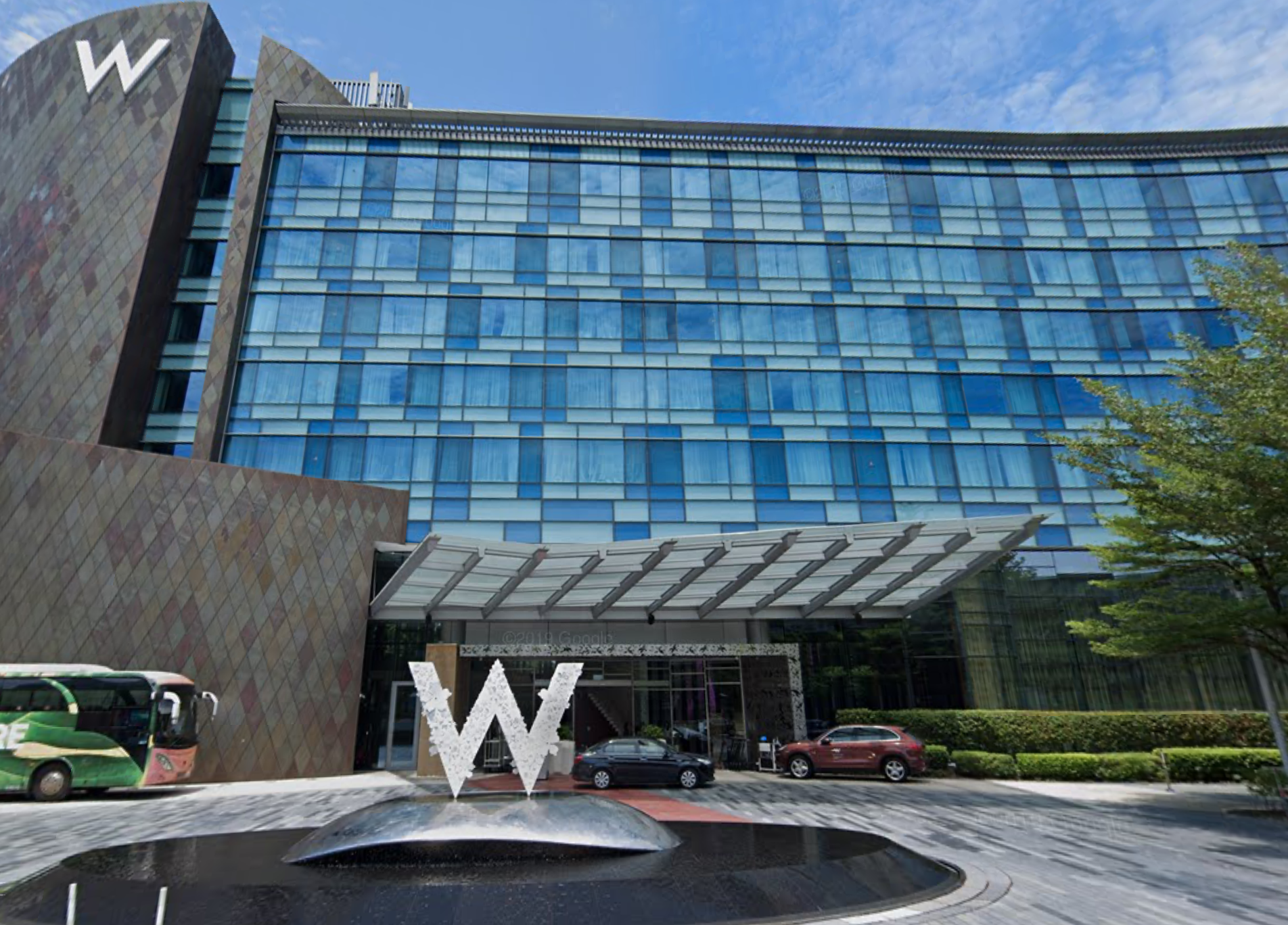 W Hotel Sentosa Cove, a property of CDL Hospitality Trust. (Photo: Google Maps)